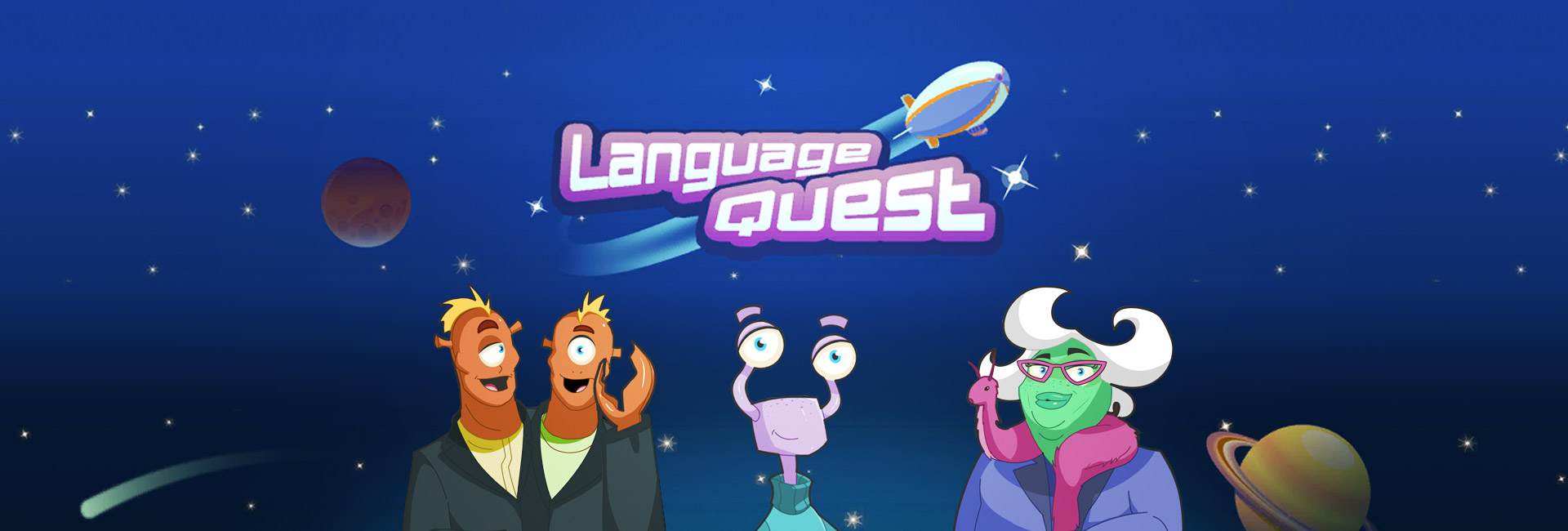 The Language Quest