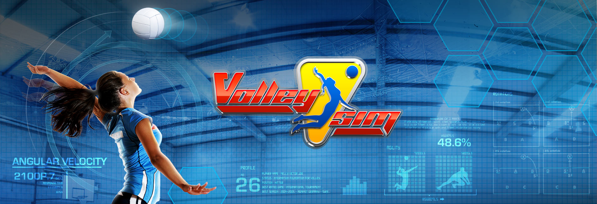 VolleySim