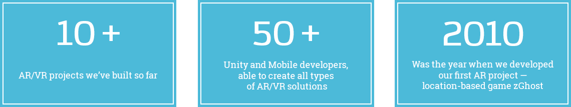 AR/VR Development
